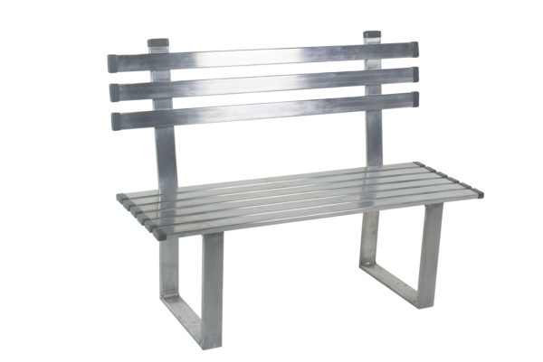 4ft Aluminum Bench