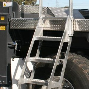 4 Step Truck Ladder